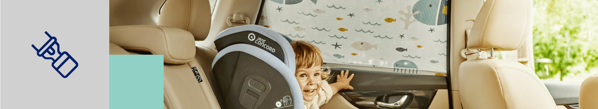 Acessórios para cadeiras auto e viagens com bebés | Janéworld